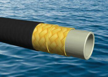 创新HCR海底液压软管为石油和天然气应用提供多种优势